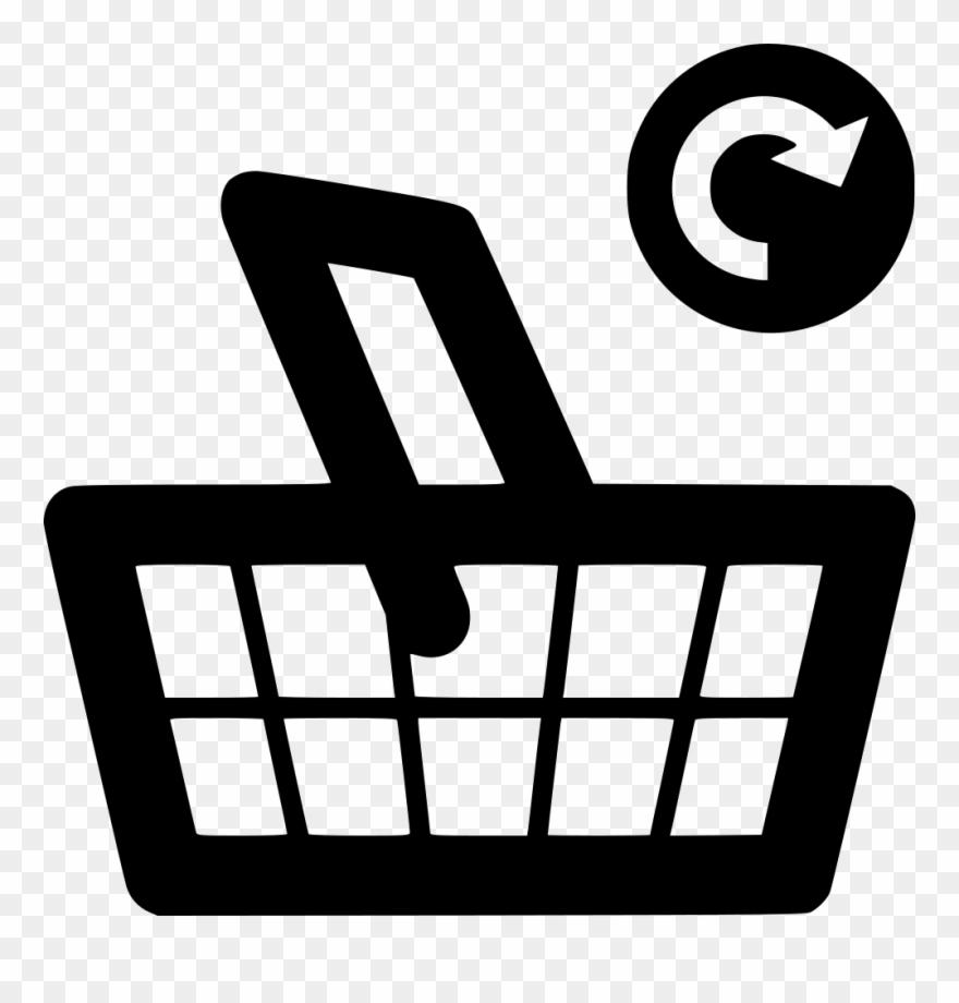 Basket update comments mobile. Grocery clipart logo supermarket
