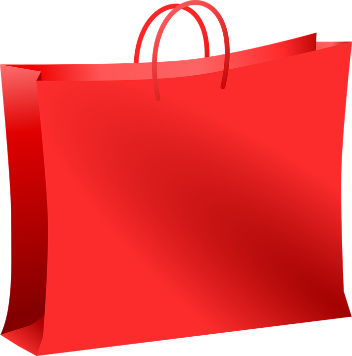 Shopping bag images backgrounds. Luggage clipart animated