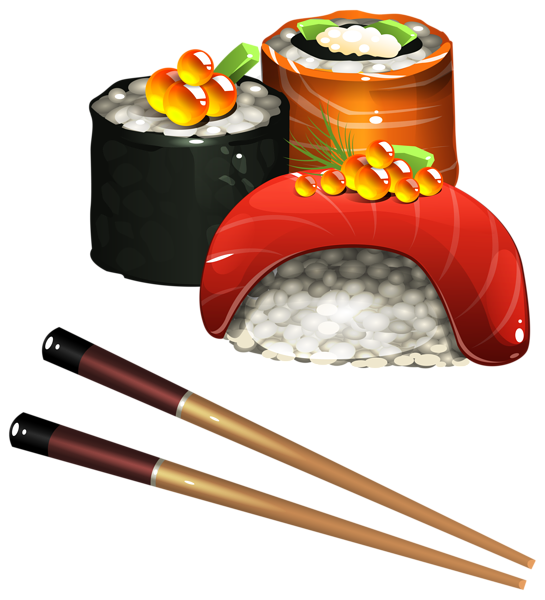 Set png image pinterest. Japanese clipart sushi chef