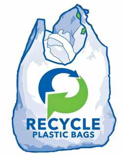 grocery clipart recycling bag