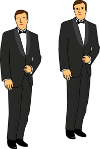 Groom clipart. The clip art at