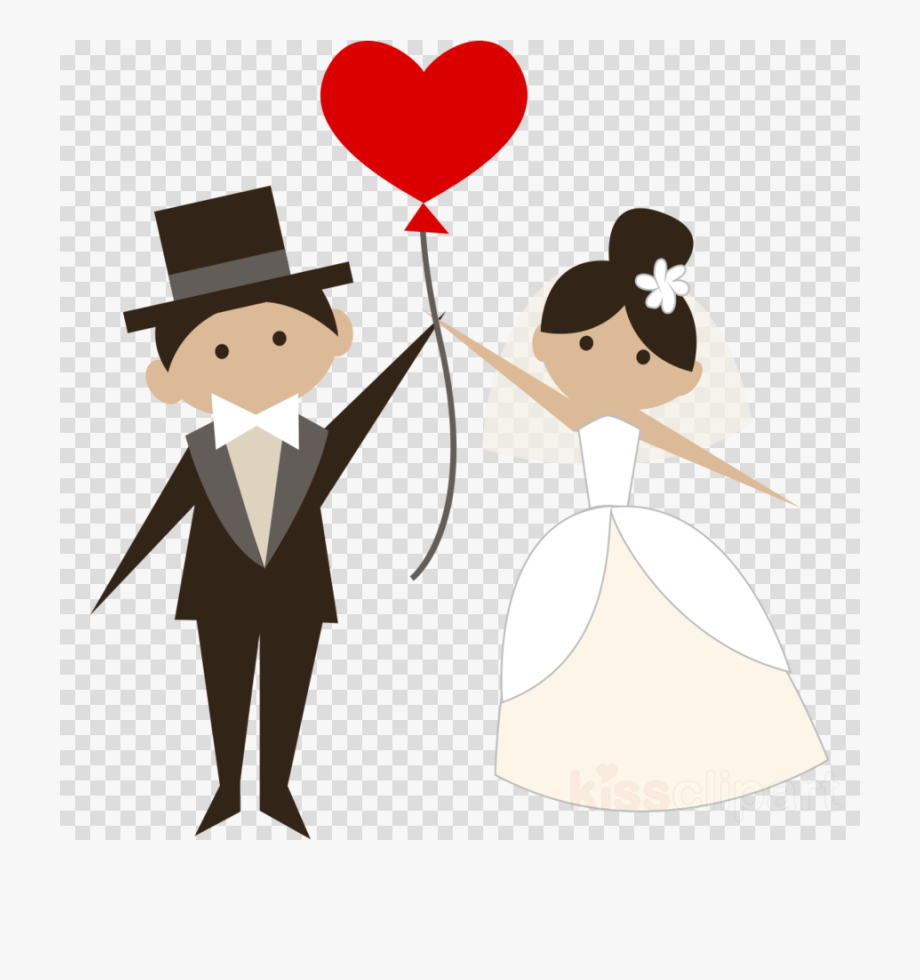 Bridal clipart wedding day. Bride and groom png
