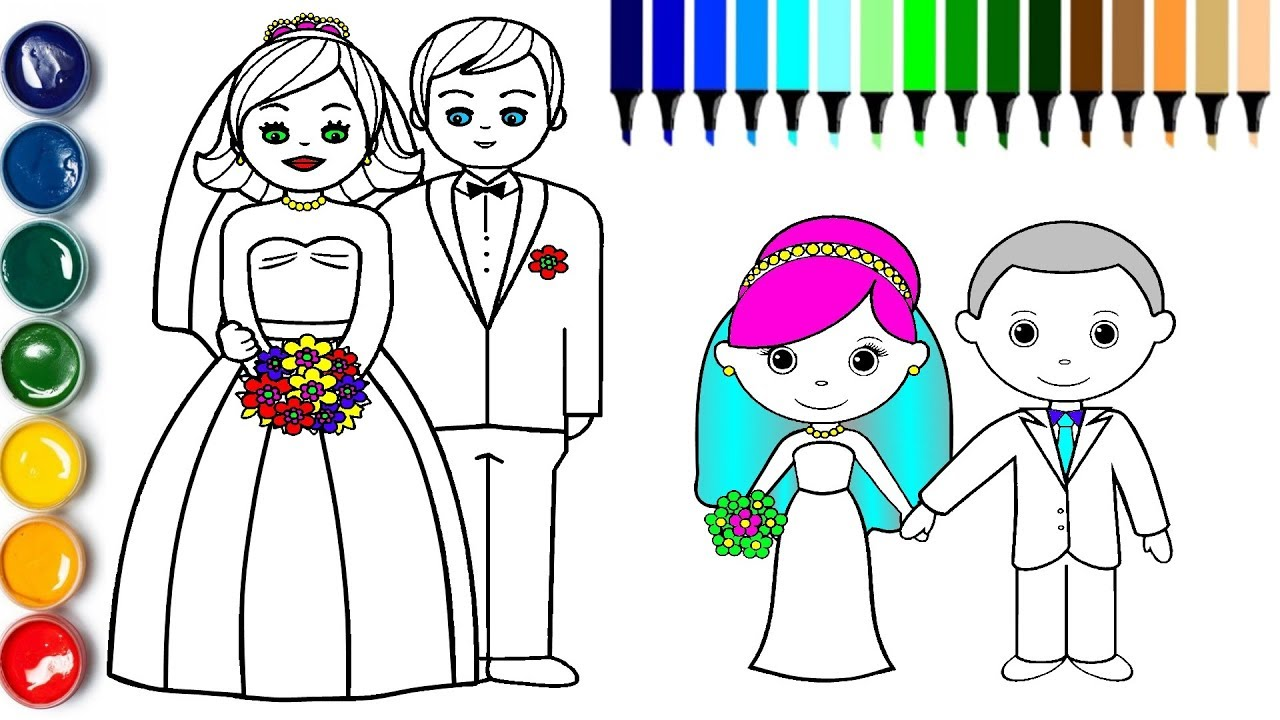 groom clipart colored