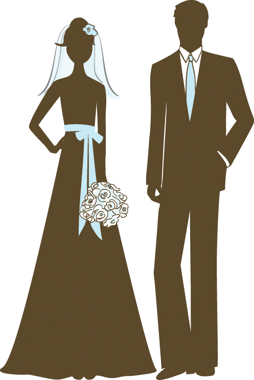 Wedding couples png hd. Planner clipart planning