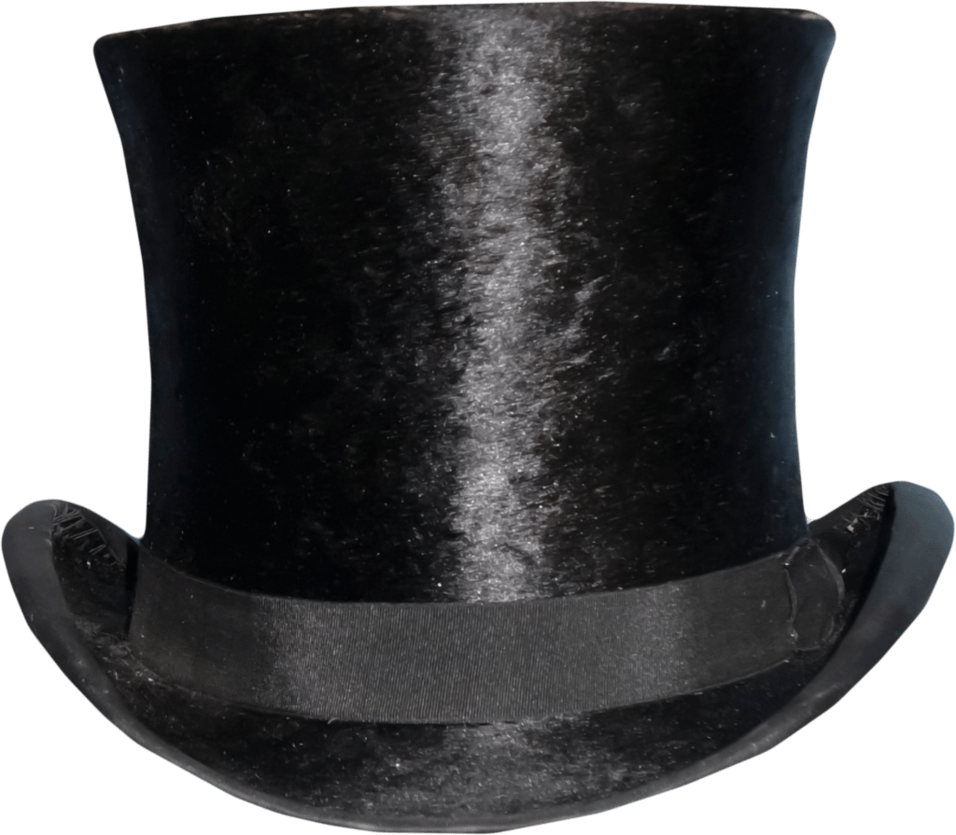 Steampunk clipart steampunk top hat. Png