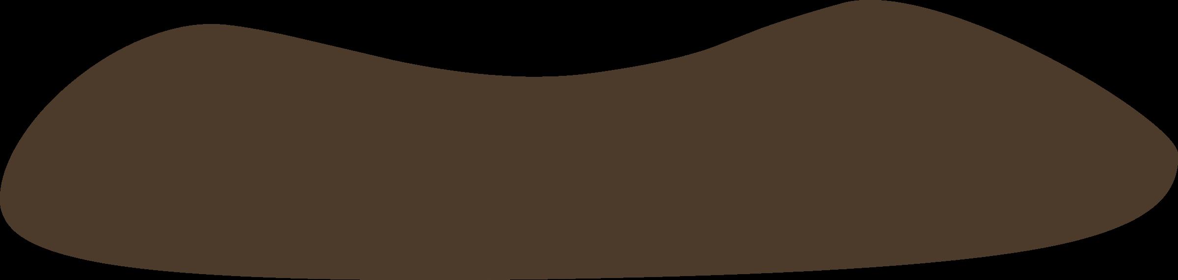 Ground brown ground