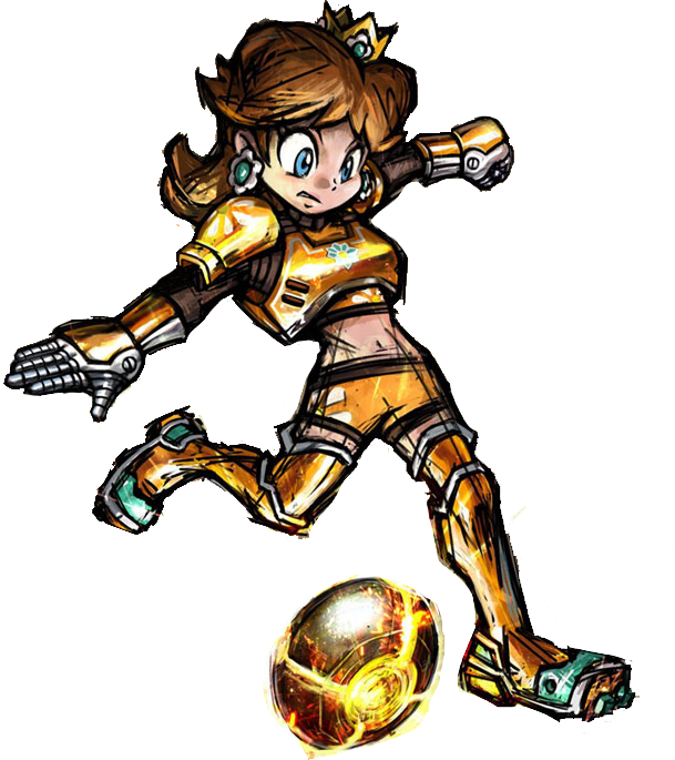 Mario strikers charged we. Racoon clipart handsome