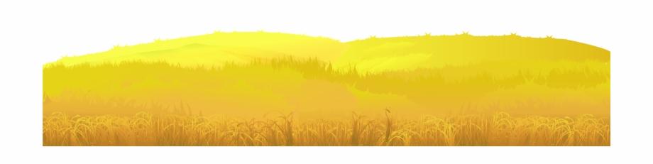 Autumn png clip art. Ground clipart grass area