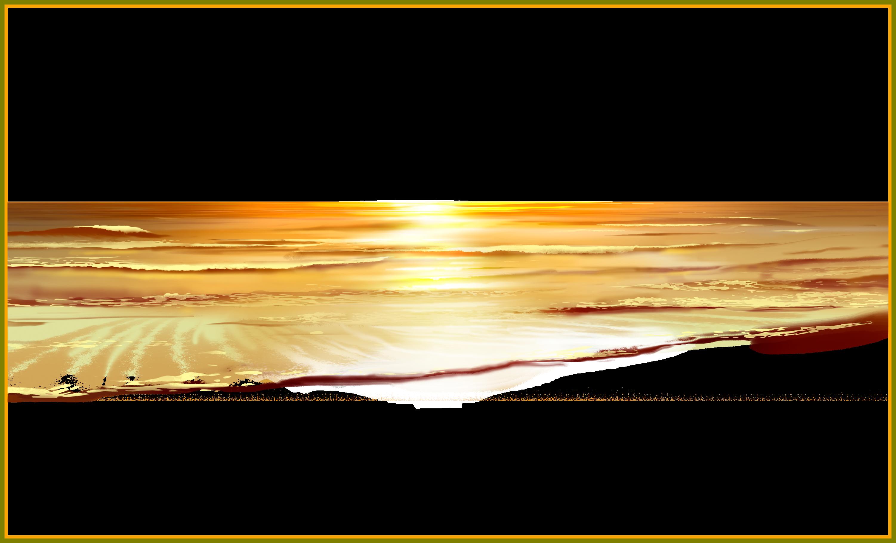 sunset clipart sunset background