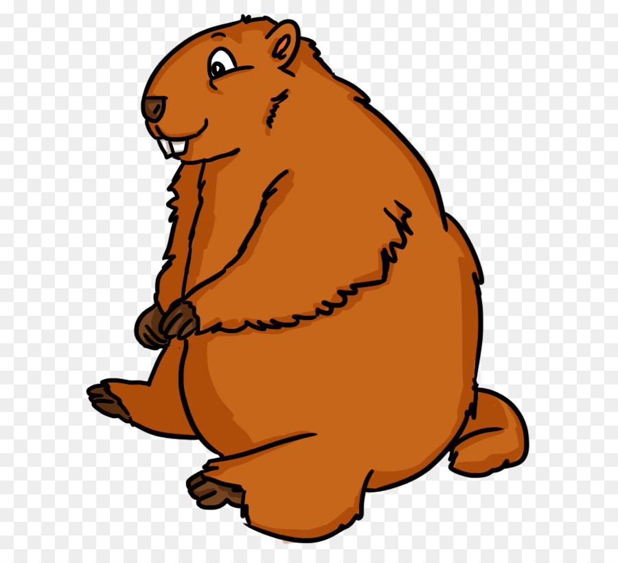 Groundhog clipart. Day the clip art
