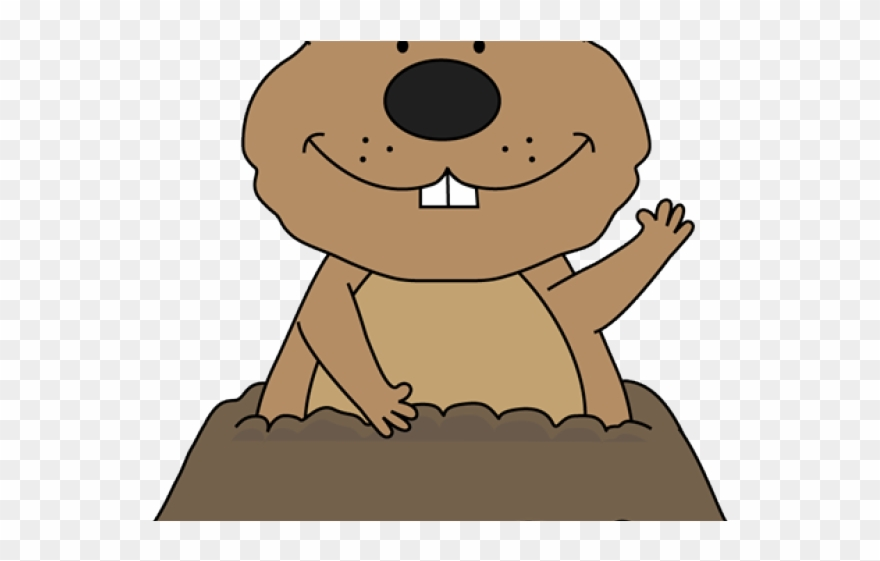 Groundhog clipart cute. Marmotte png download
