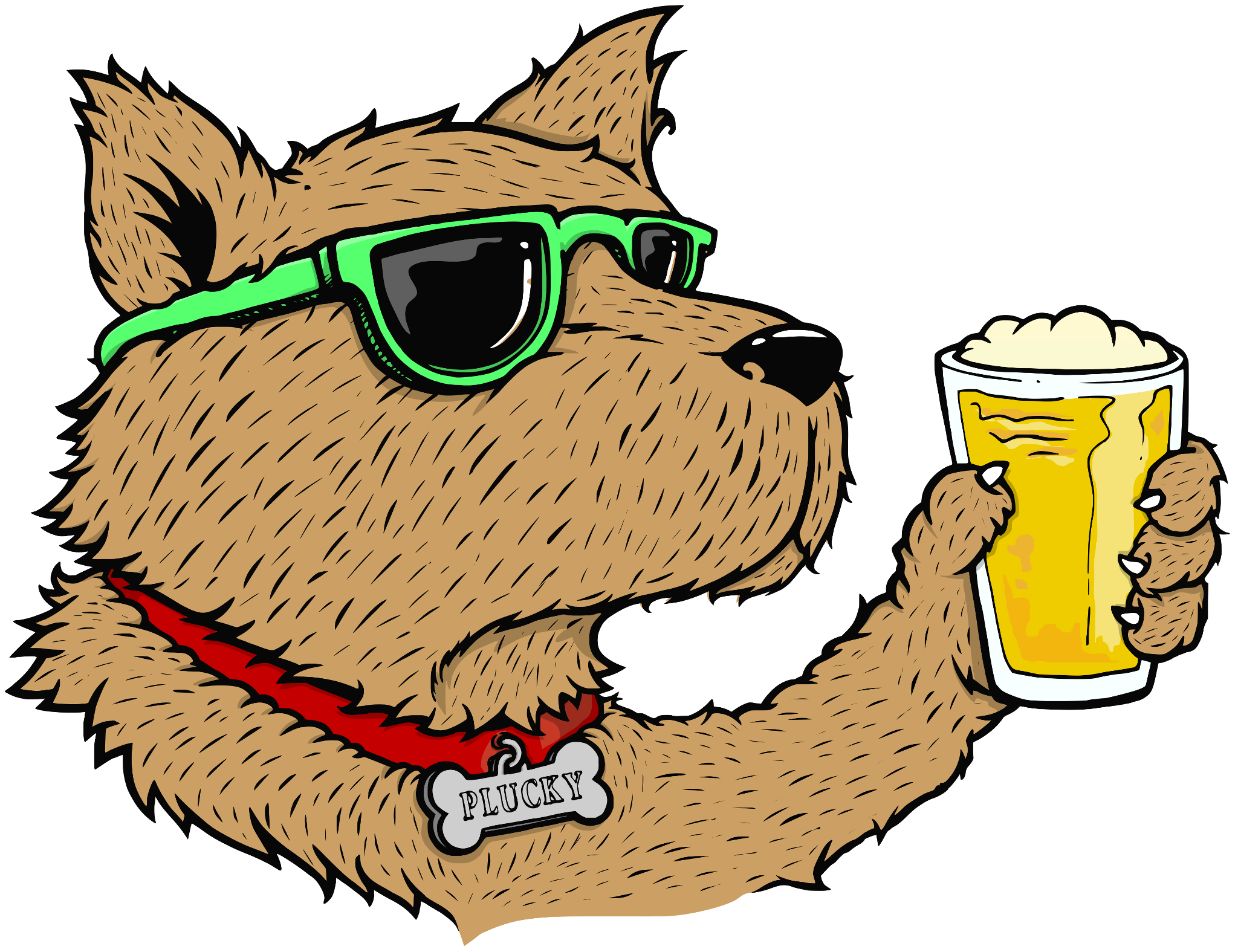 Hops clipart animal hop. Simply underdog brewing competition
