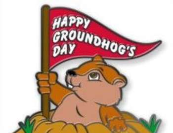 Groundhogs day did the. Groundhog clipart groundhog hole
