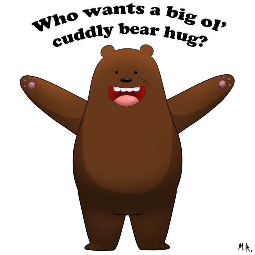 Groundhog clipart hibernating. Have you hugged your