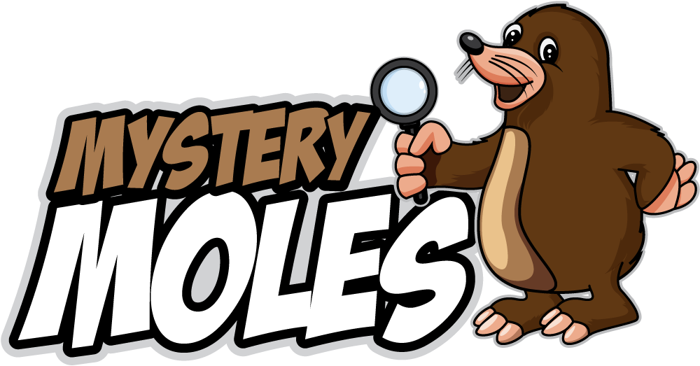 Groundhog clipart mole. Mystery moles do you