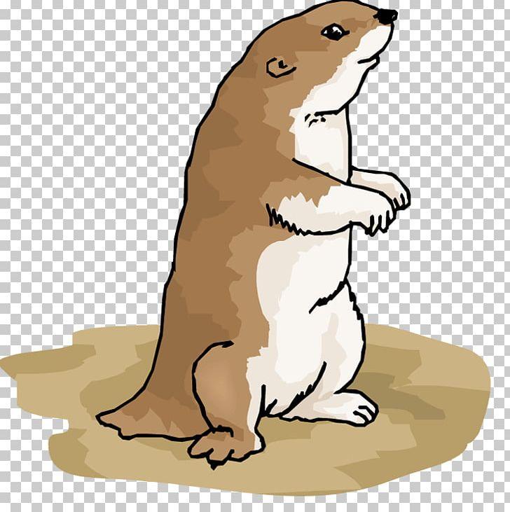 Groundhog clipart prairie animal. Beaver dog bear illustration