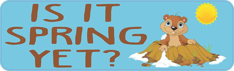 Amazon com stickertalk is. Groundhog clipart spring
