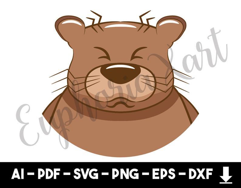 Groundhog clipart svg. Day design groudhog images
