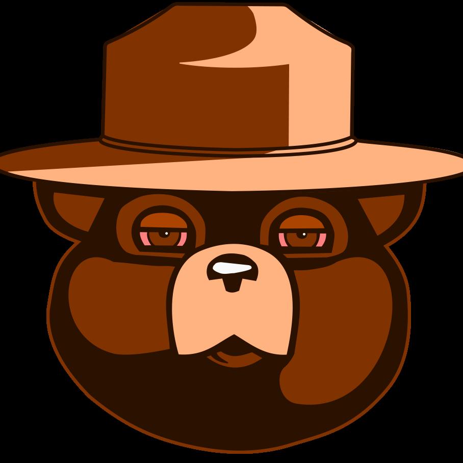 Groundhog clipart top hat. Smokeyz distributors smokeyzd twitter