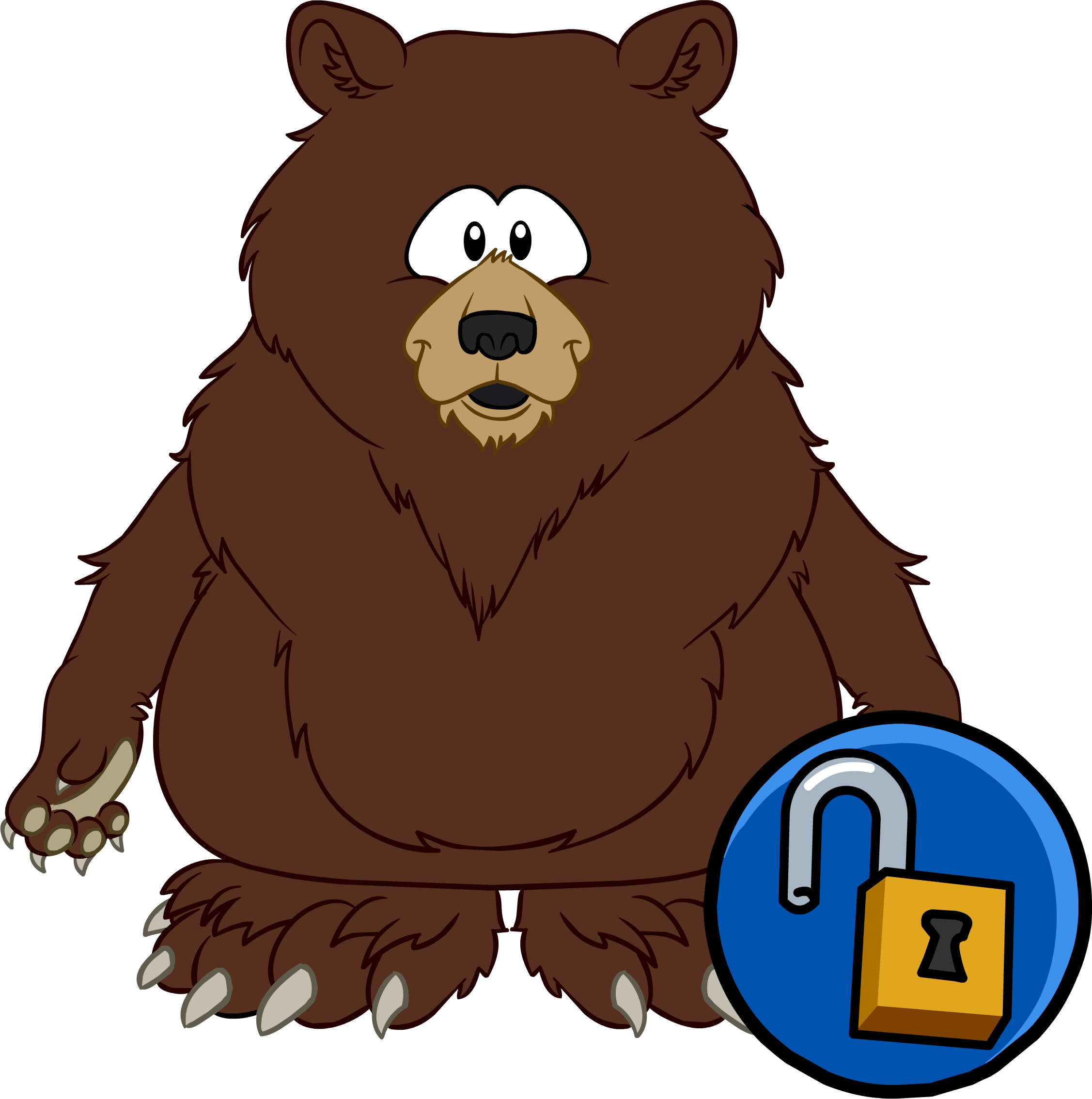 Groundhog clipart top hat. Image bear costume icon