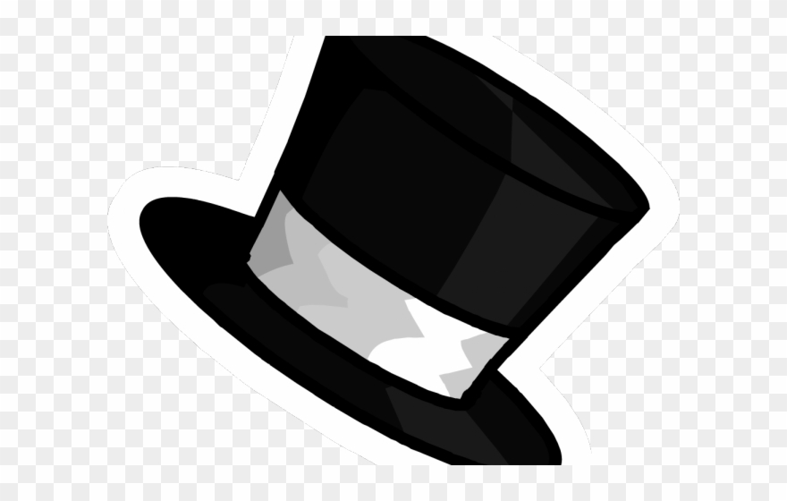 Png download pinclipart . Groundhog clipart top hat