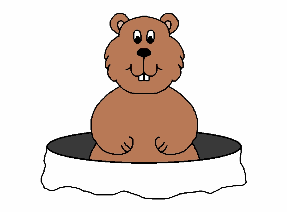 Groundhog clipart transparent. Clip art wikiclipart with