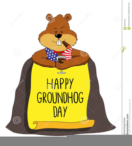 Groundhog clipart vector. Free download images at
