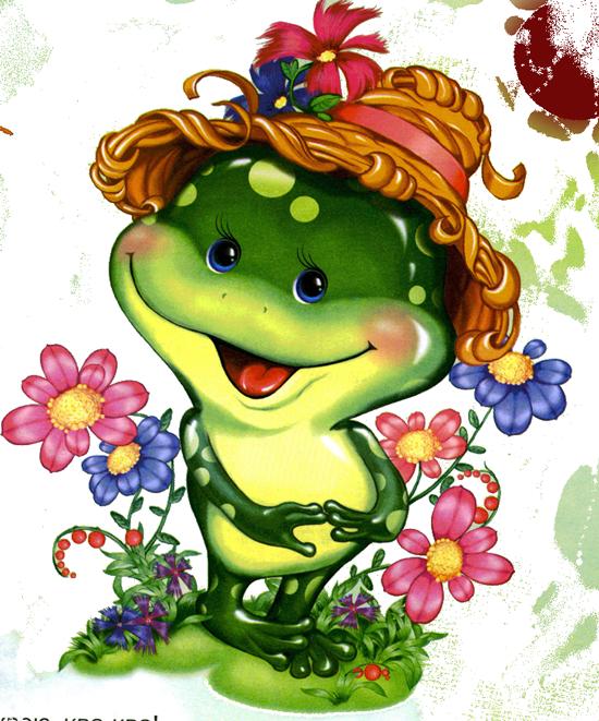 Wet clipart frog.  froggies f fr