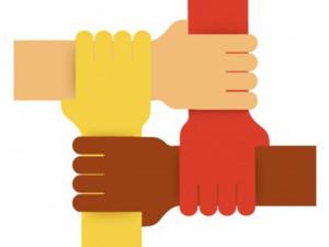 Handshake clipart group. Small groups west philadelphia