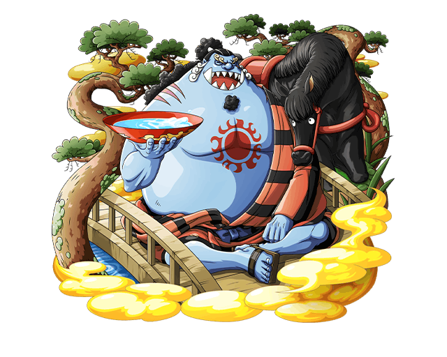 Knight clipart strong. Jinbe of the sea