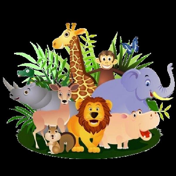 jungle clipart wildlife