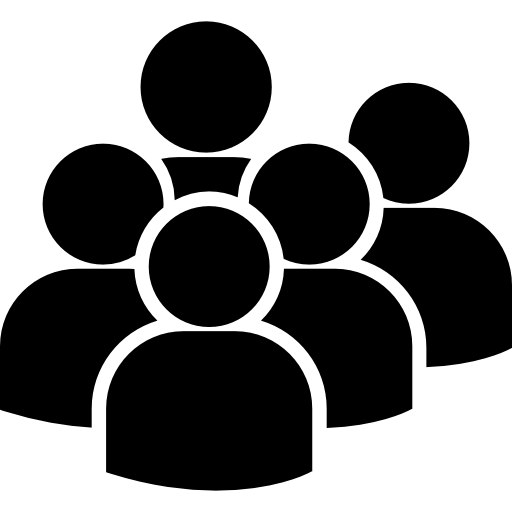 Group icon png. Users free people icons