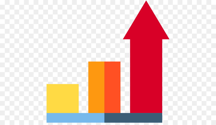 Growth clipart. Diagram infographic bar chart