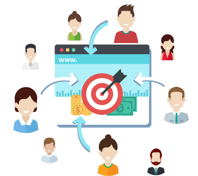 Complete business automation solutions. Growth clipart career enhancement