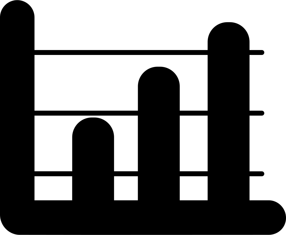 Growth clipart growth graph. Svg png icon free