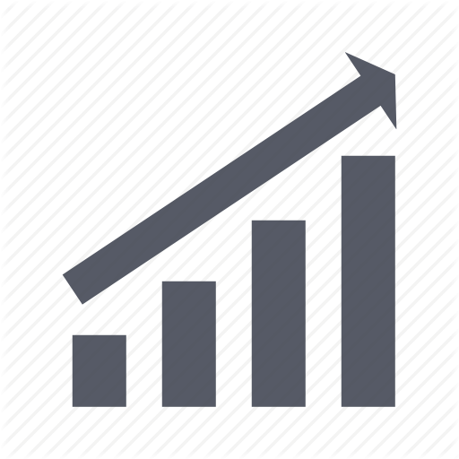 Growth clipart growth graph. Chart of a function