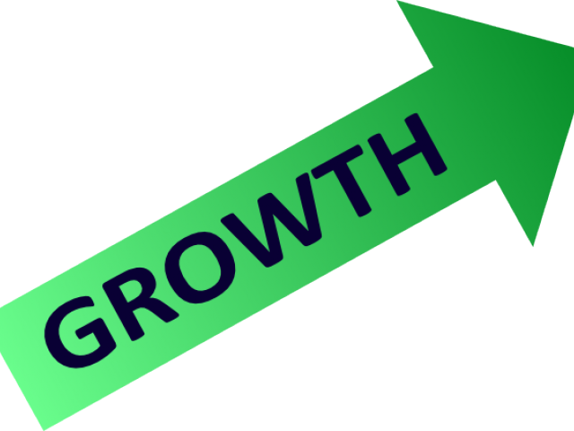 Examples of grow foods. Growth clipart internal