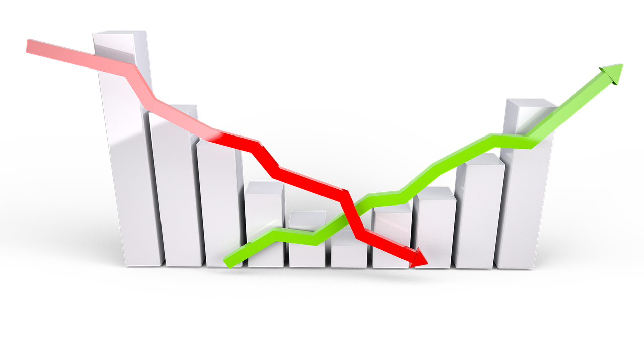 things you need. Growth clipart stock graph