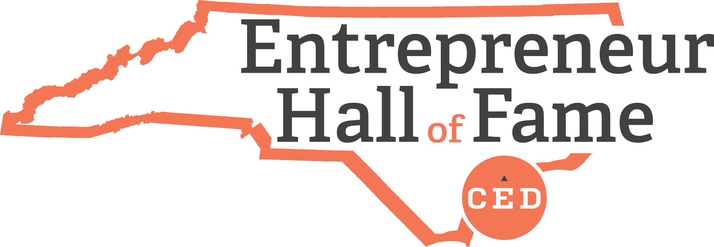 Hall of fame ced. Growth clipart successful entrepreneur