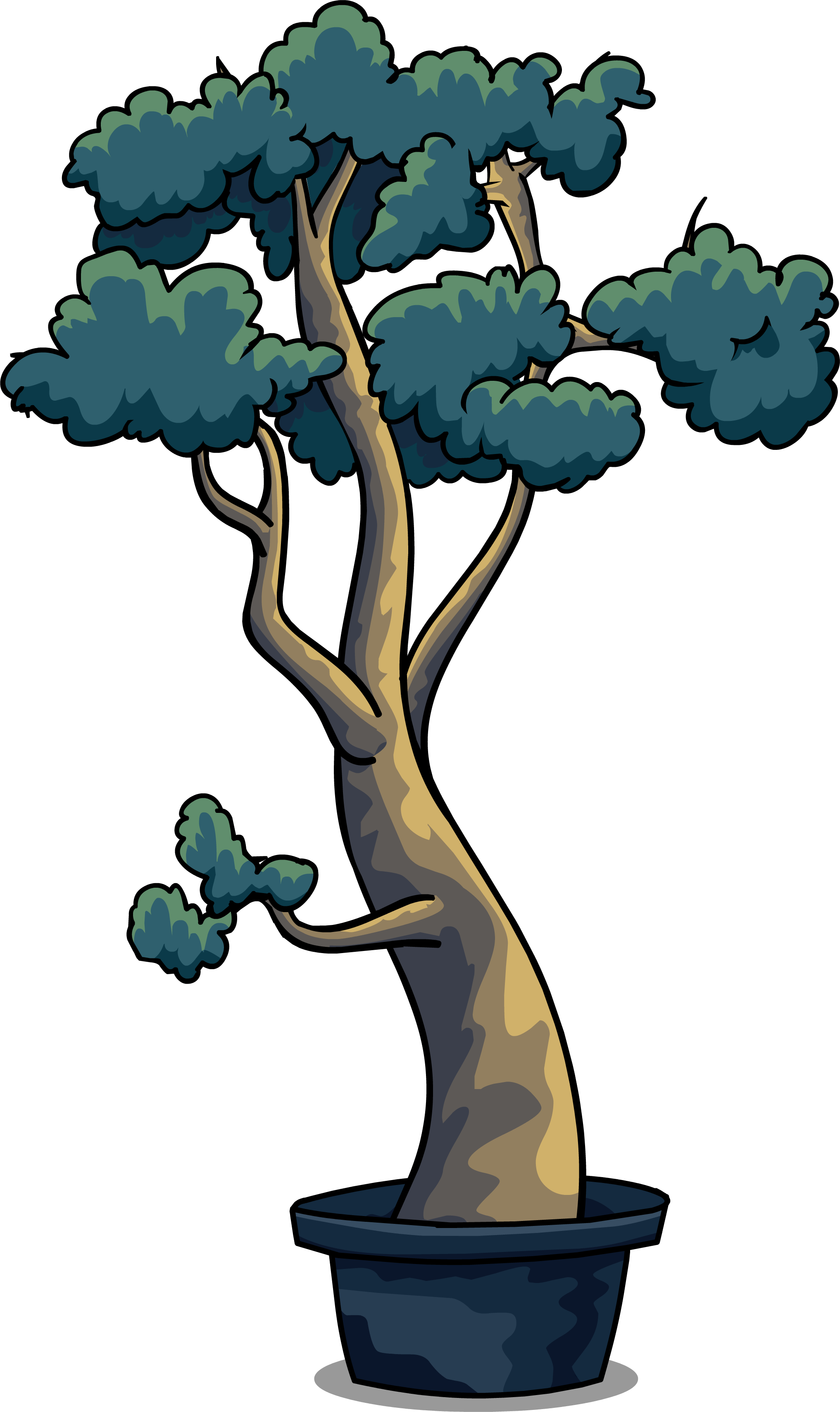 Growing plants club penguin. Growth clipart tree sprout