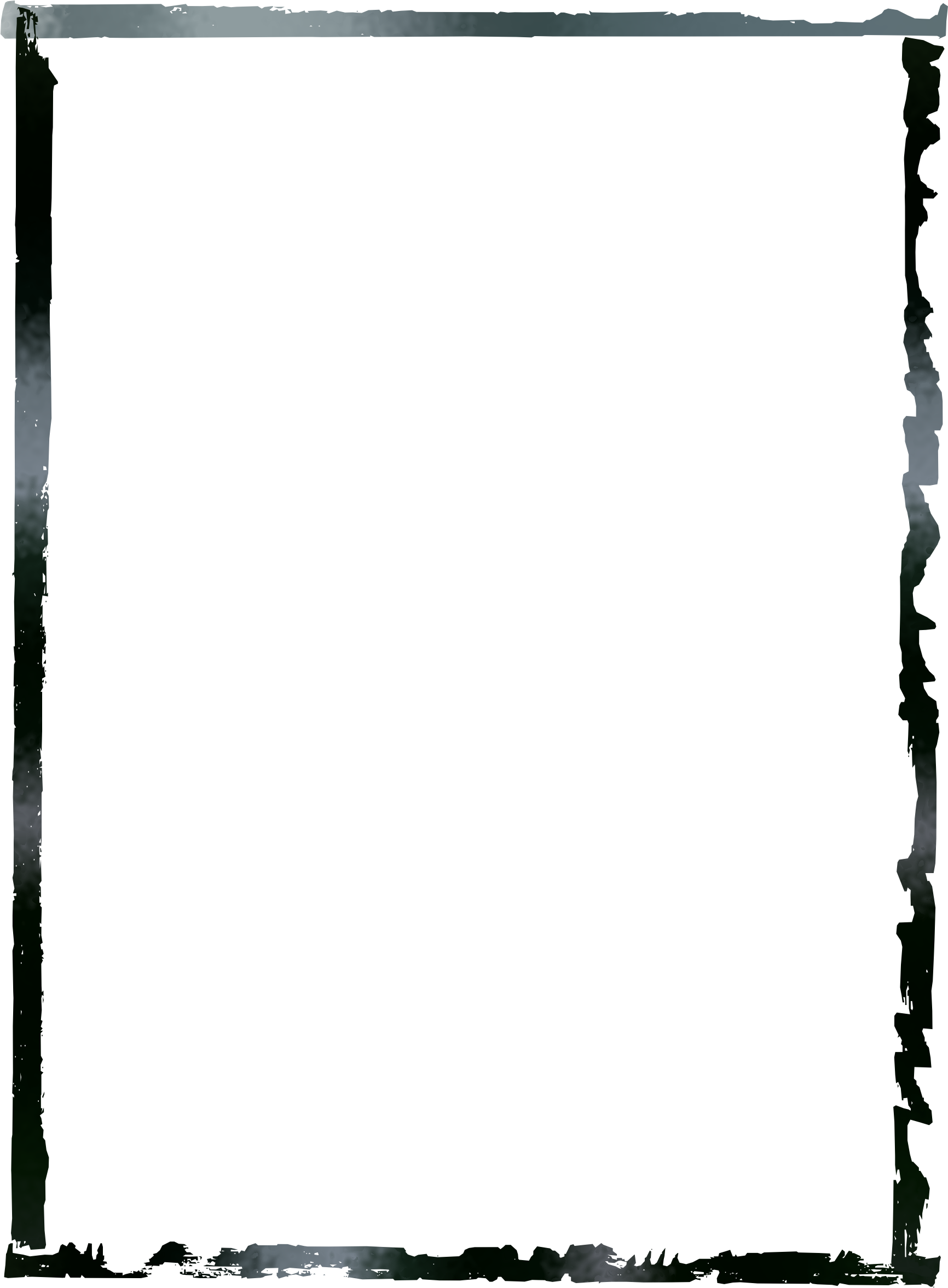 Grunge border png.  for free download