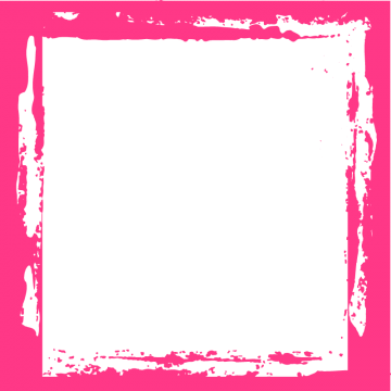Grunge frame png. Vectors psd and clipart