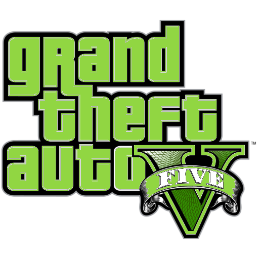 V logos for loading. Gta 5 money png