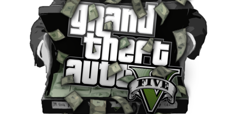 Glitch xbox one v. Gta 5 money png