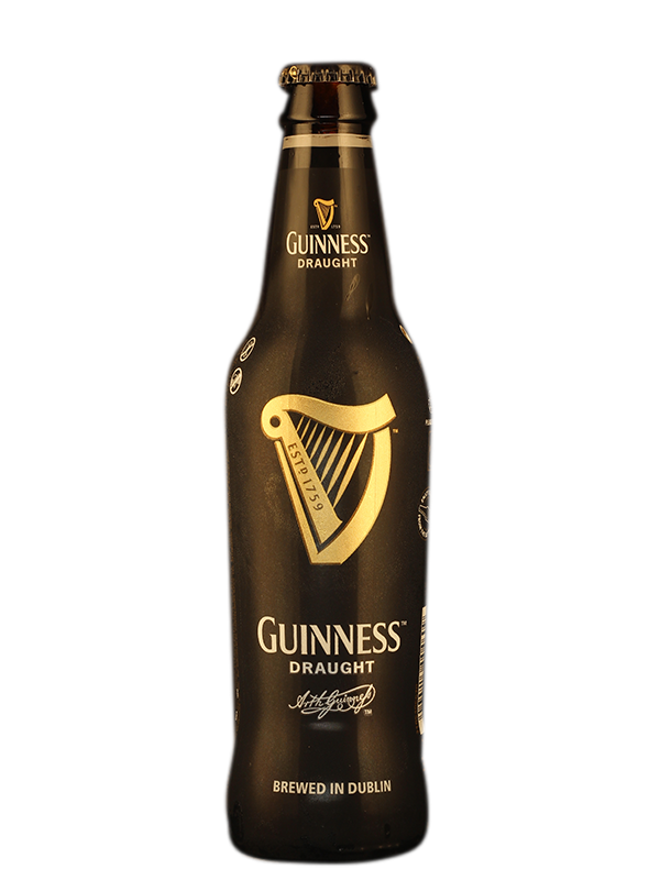 Guinness bottle png. Order draught cl at