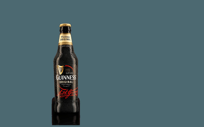 Original . Guinness bottle png
