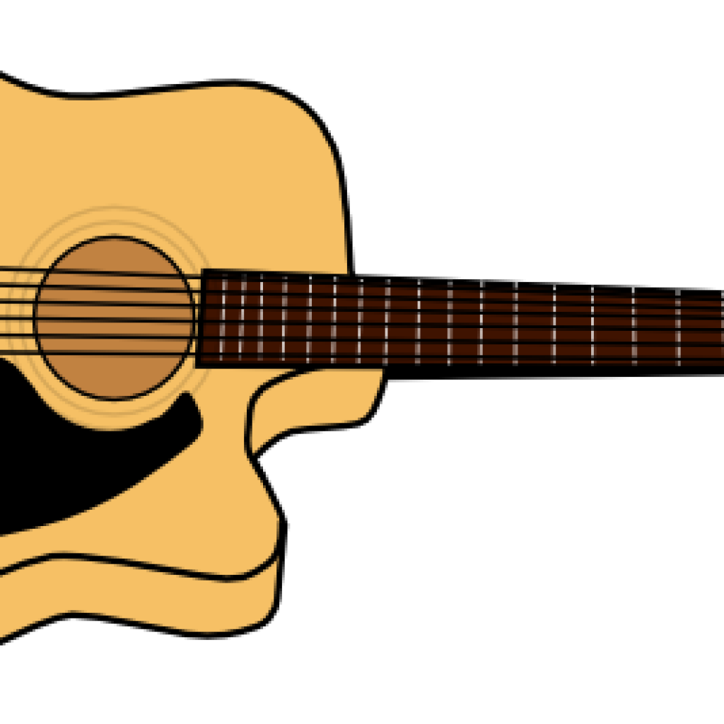 Acoustic jokingart com download. Guitar clipart