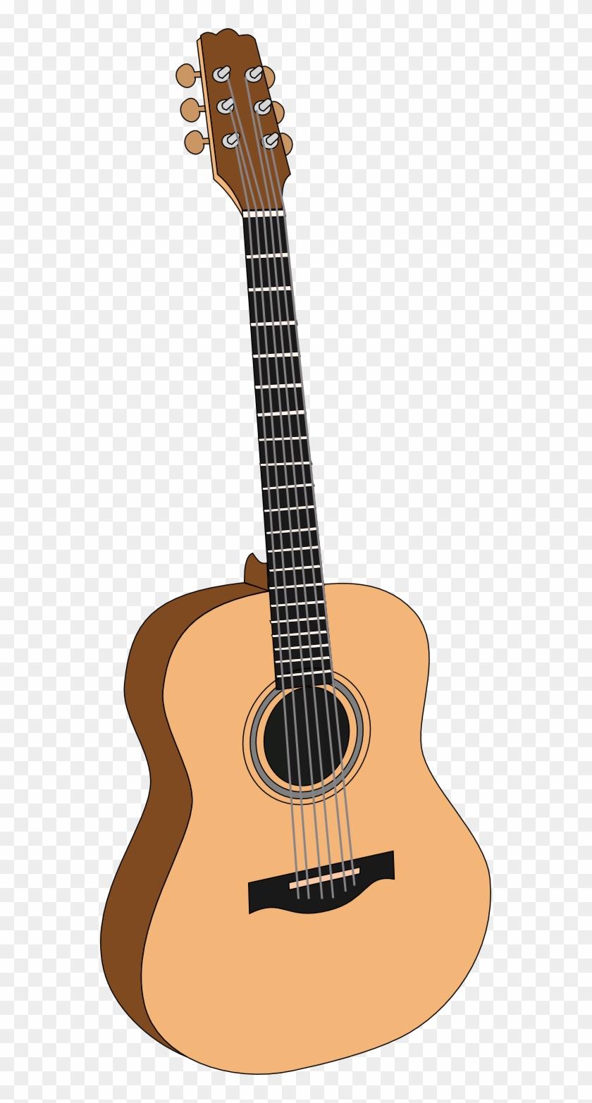 Acoustic png clip art. Clipart guitar transparent background