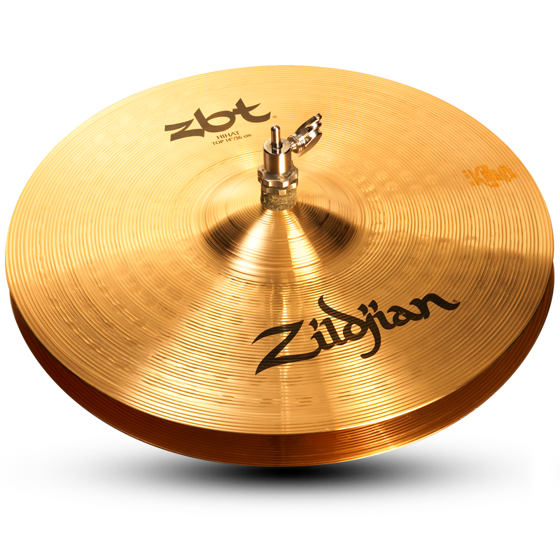 Instruments clipart cymbal. Zildjian zbt hb inch
