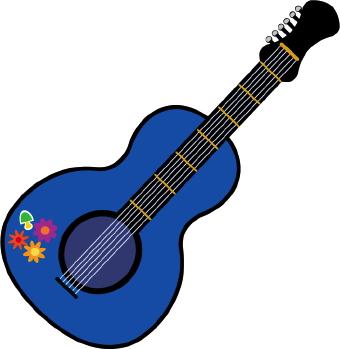 Hippie clipart guitar. Free cliparts download clip